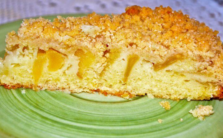 Apfelstreusel-Kuchen