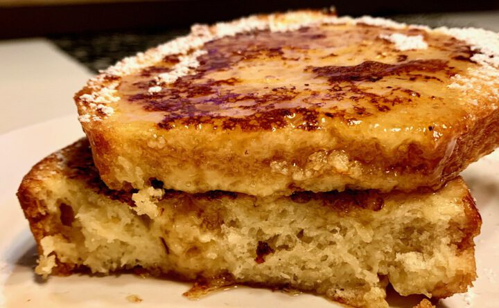 Arme Ritter/French Toast