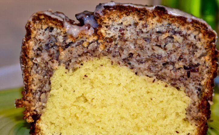 Gold und Silber Kuchen