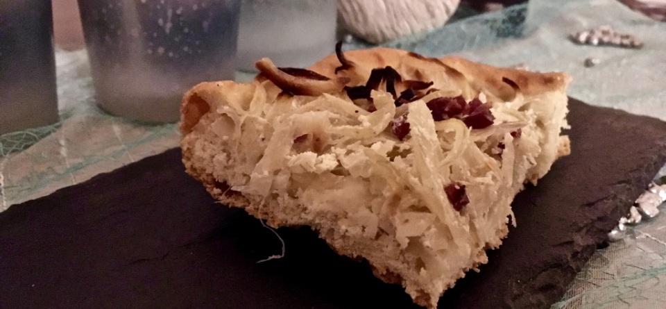 Omas Zwiebelkuchen