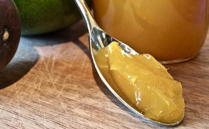 Mango-Maracuja-Marmelade