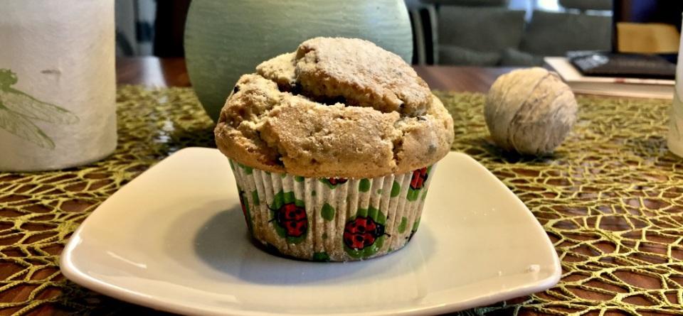 Konfetti-Muffins